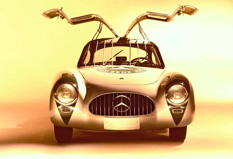 Mercedes-Benz Gullwing Supercar Evolution 31 copy