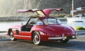 Mercedes-Benz Gullwing Supercar Evolution 32 copy