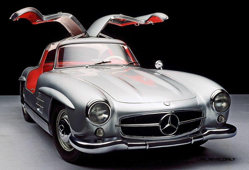 Mercedes-Benz Gullwing Supercar Evolution 41 copy