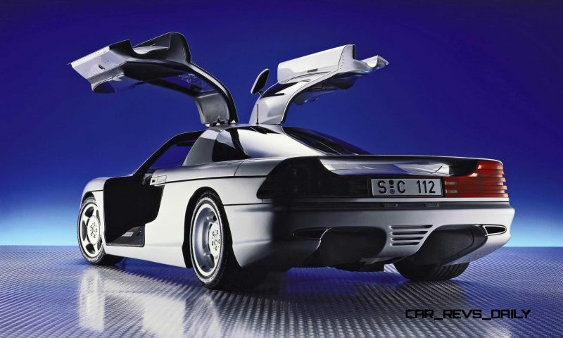 Mercedes-Benz Gullwing Supercar Evolution 43 copy