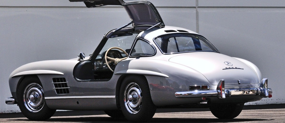 Mercedes-Benz Gullwing Supercar Evolution 44 copy