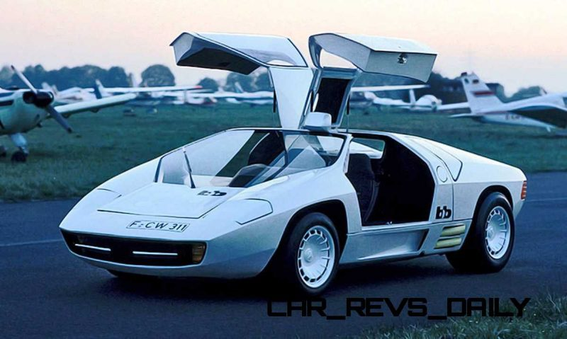 Mercedes-Benz Gullwing Supercar Evolution 50 copy