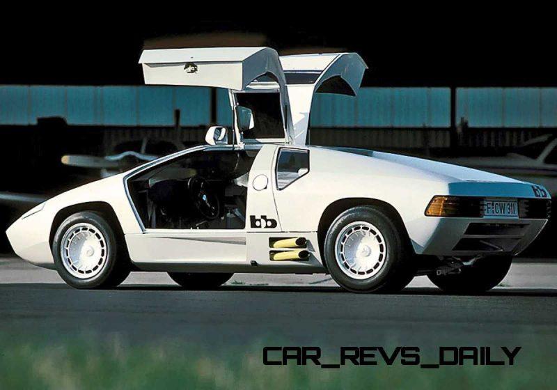Mercedes-Benz Gullwing Supercar Evolution 55 copy