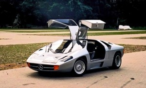 Mercedes-Benz Gullwing Supercar Evolution 56 copy