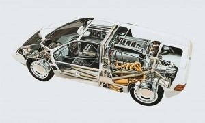 Mercedes-Benz Gullwing Supercar Evolution 57 copy