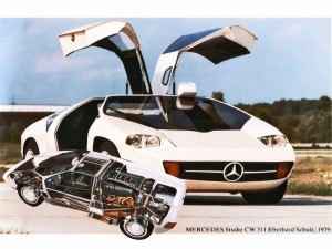 Mercedes-Benz Gullwing Supercar Evolution 65 copy
