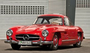 Mercedes-Benz Gullwing Supercar Evolution 67 copy