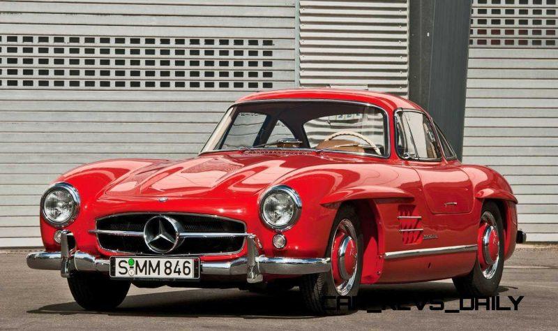 Mercedes-Benz Gullwing Supercar Evolution 67 copy