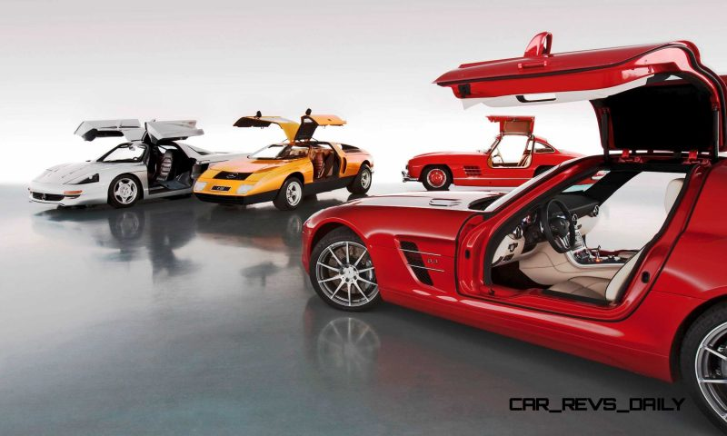 Mercedes-Benz Gullwing Supercar Evolution 7 copy