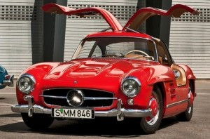 Mercedes-Benz Gullwing Supercar Evolution 70 copy - Copy