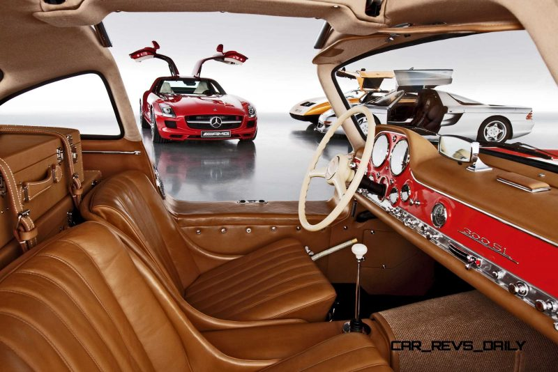 Mercedes-Benz Gullwing Supercar Evolution 8 copy