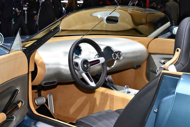 NAIAS 2015 Showfloor Gallery - Day Two in 175 Photos 34
