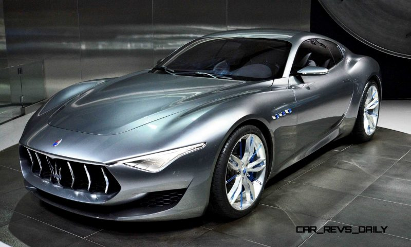 NAIAS 2015 Showfloor Gallery - Day Two in 175 Photos 6