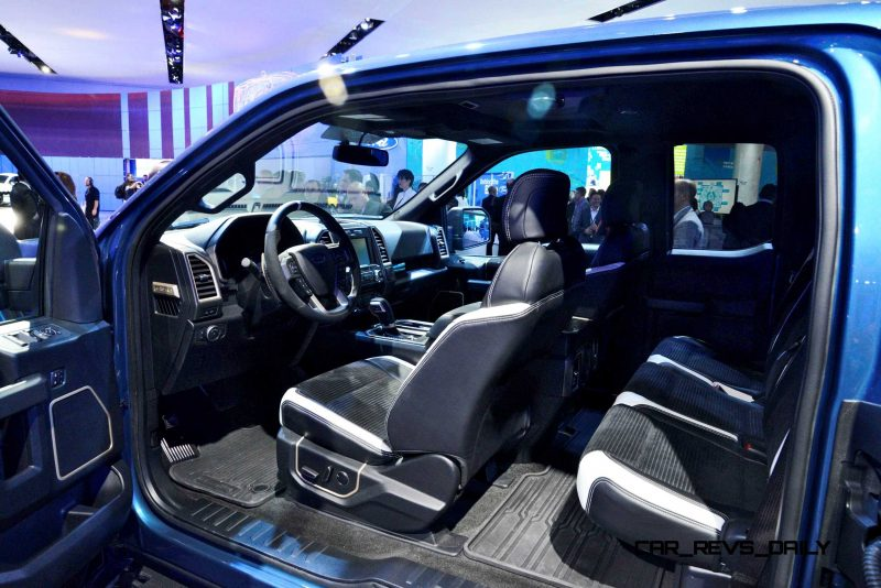 NAIAS 2015 Showfloor Gallery - Day Two in 175 Photos 60