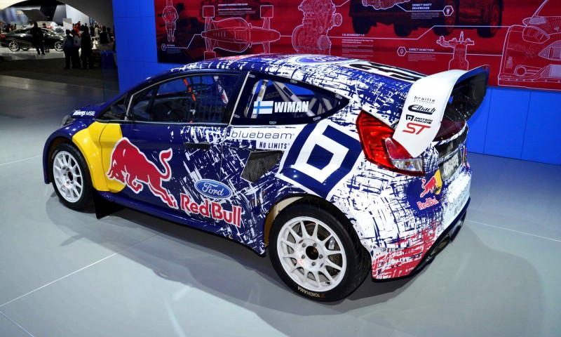 NAIAS 2015 Showfloor Gallery - Day Two in 175 Photos 61