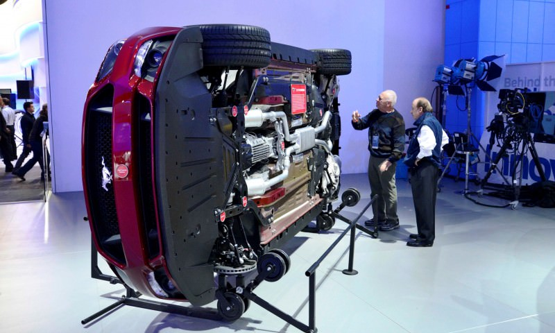 NAIAS 2015 Showfloor Gallery - Day Two in 175 Photos 66