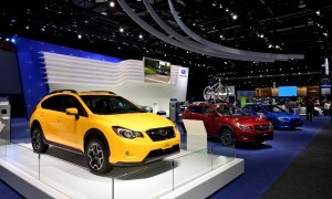 NAIAS 2015 Showfloor Gallery - Day Two in 175 Photos 67