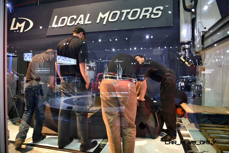 NAIAS 2015 Showfloor Gallery - Day Two in 175 Photos 73