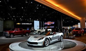 NAIAS 2015 Showfloor Gallery - Day Two in 175 Photos 74