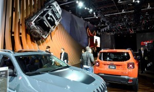 NAIAS 2015 Showfloor Gallery - Day Two in 175 Photos 75