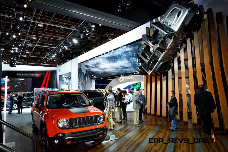 NAIAS 2015 Showfloor Gallery - Day Two in 175 Photos 76