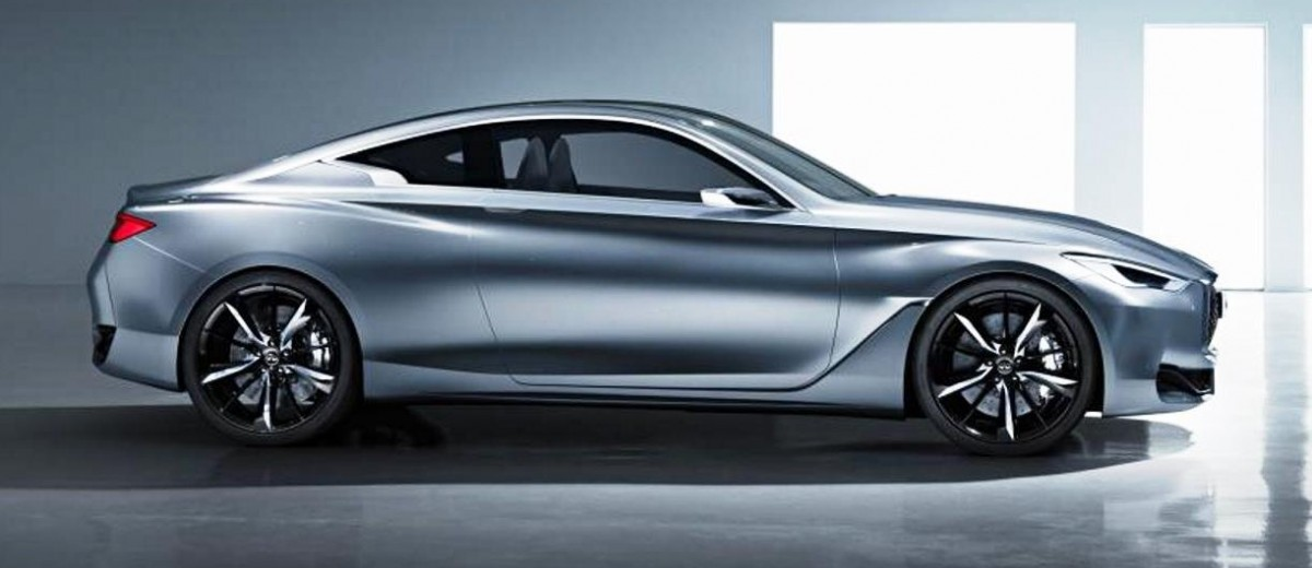 New Infiniti Q60 Concept 17