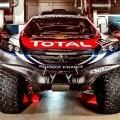 2015 Peugeot 2008 DKR Rally Racer - Tech Specs and Pre-Dakar Photos