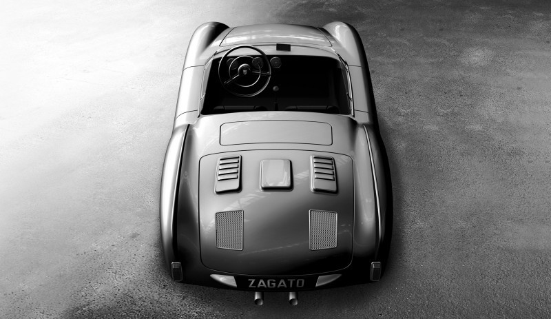 Porsche 356 Carrera Zagato Speedster 10 copy