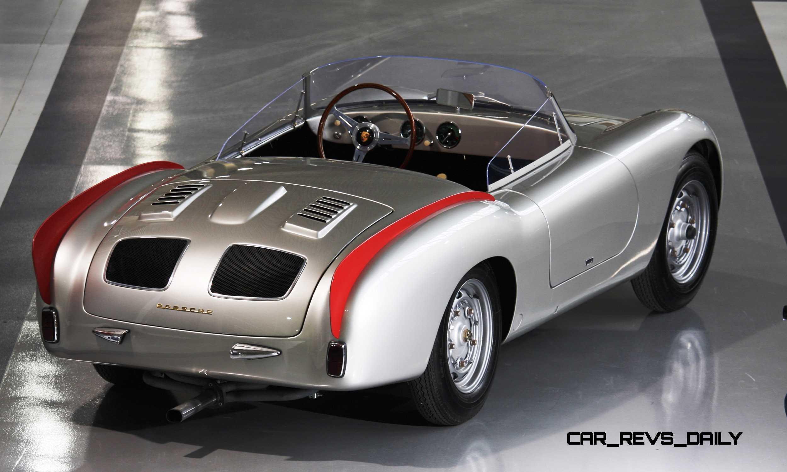 Porsche 356 Carrera Zagato Speedster