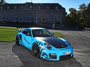 Porsche 911 GT2 RS MusclePlay by WIMMER 1