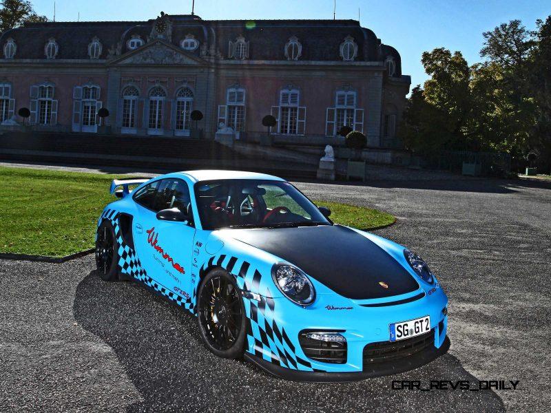 Porsche 911 GT2 RS MusclePlay by WIMMER 1