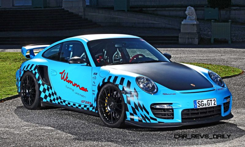Porsche 911 GT2 RS MusclePlay by WIMMER 3