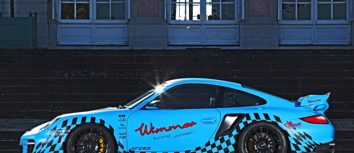 Porsche 911 GT2 RS MusclePlay by WIMMER 4