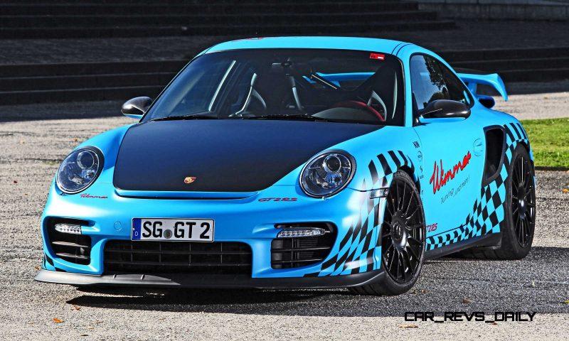 Porsche 911 GT2 RS MusclePlay by WIMMER 8