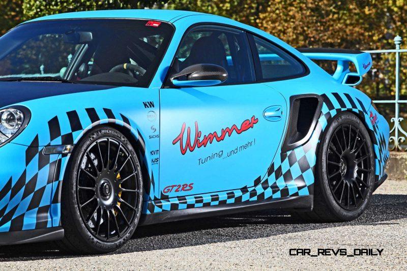 Porsche 911 GT2 RS MusclePlay by WIMMER 9