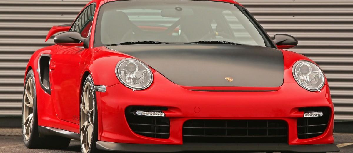 Porsche 911 GT2 RS by WIMMER 2