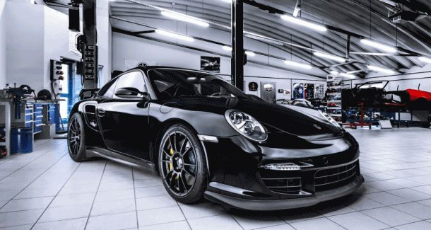 Porsche 911 GT2 by OK-ChipTuning