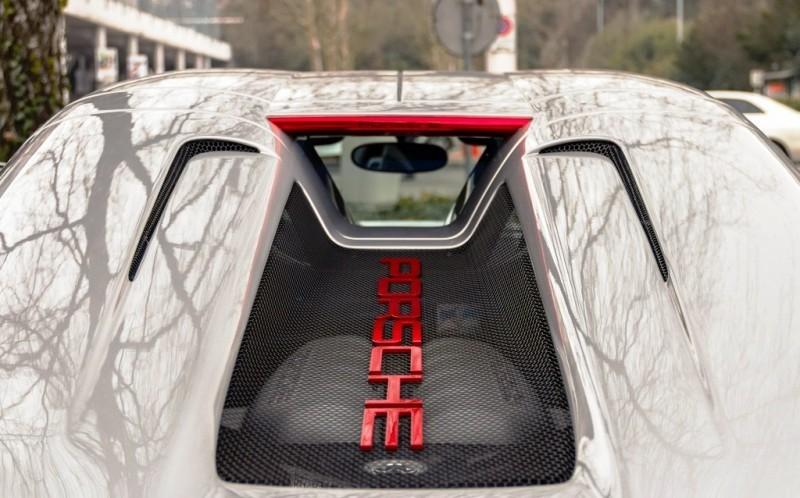 Porsche Carrera GTZ by Zagato 1