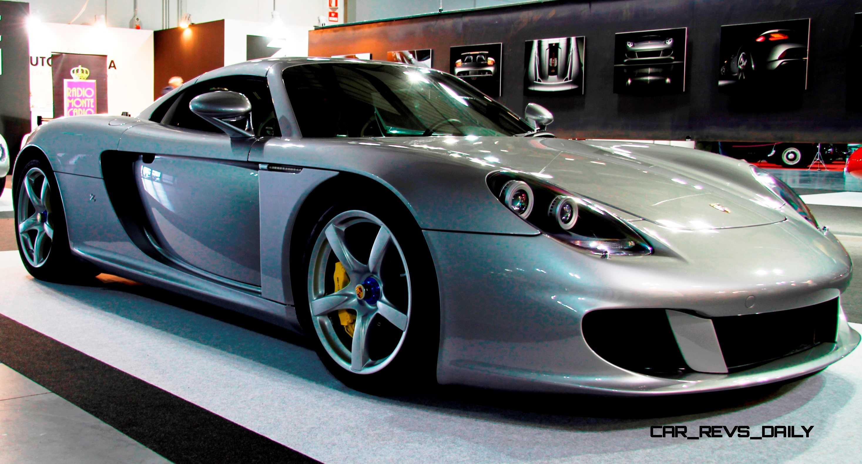 Porsche Carrera Gtz By Zagato