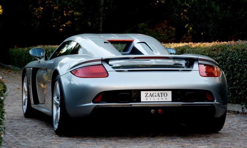 Porsche Carrera GTZ by Zagato 5