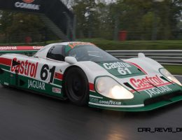 RM Amelia Island Preview – 1988 Jaguar XJR-9