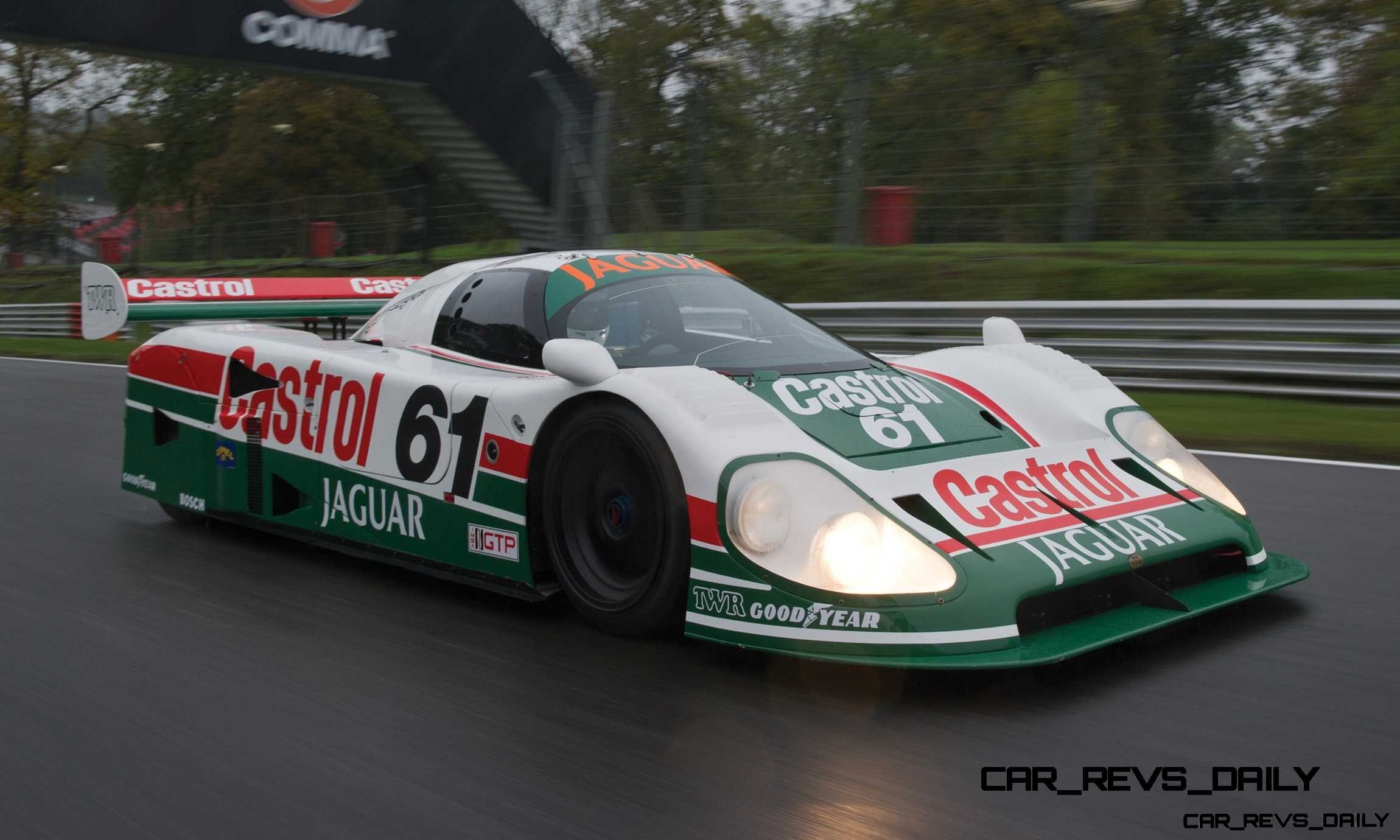 RM Amelia Island Preview - 1988 Jaguar XJR-9 22