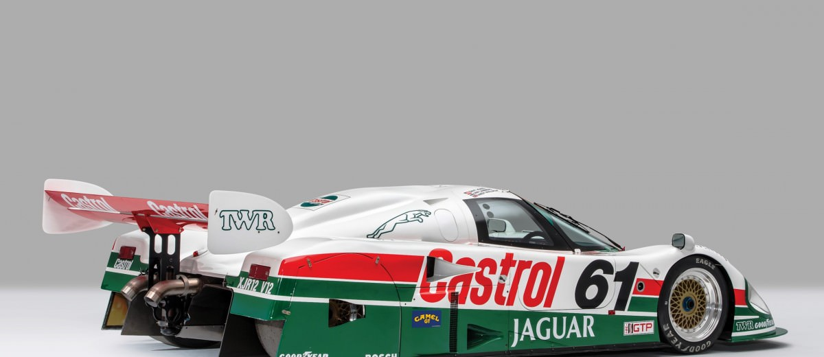 RM Amelia Island Preview - 1988 Jaguar XJR-9 3