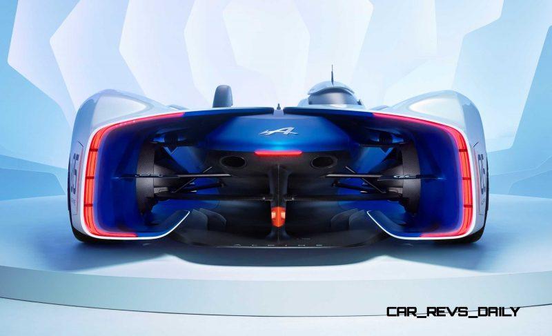 Renault ALPINE Vision Gran Turismo 18