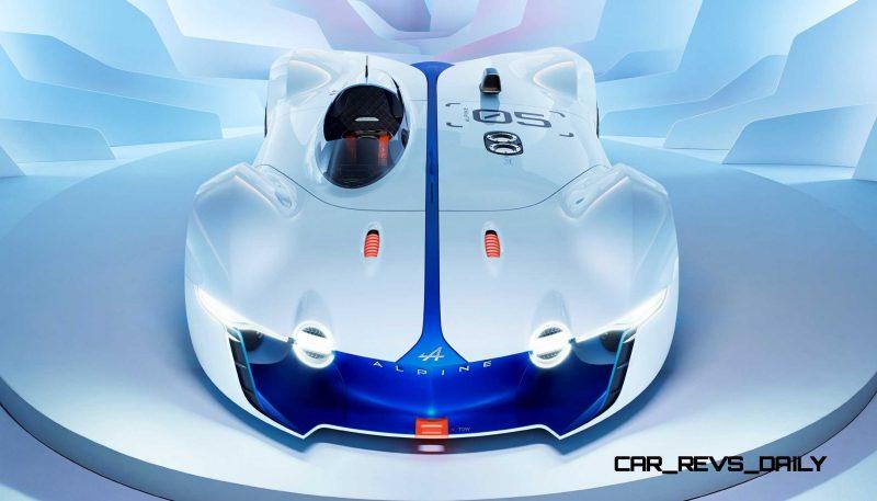 Renault ALPINE Vision Gran Turismo 20