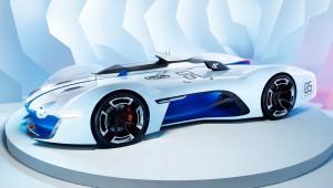 Renault ALPINE Vision Gran Turismo 24