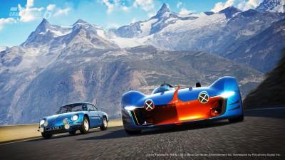 Renault ALPINE Vision Gran Turismo 31