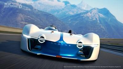 Renault ALPINE Vision Gran Turismo 33