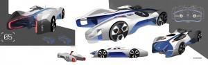 Renault ALPINE Vision Gran Turismo 34