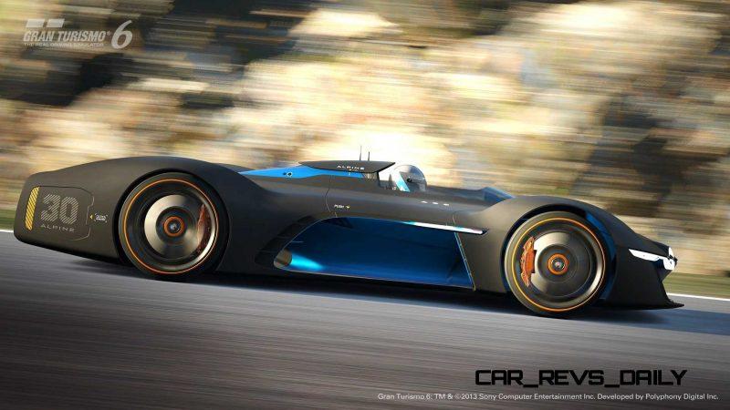 Renault ALPINE Vision Gran Turismo 38